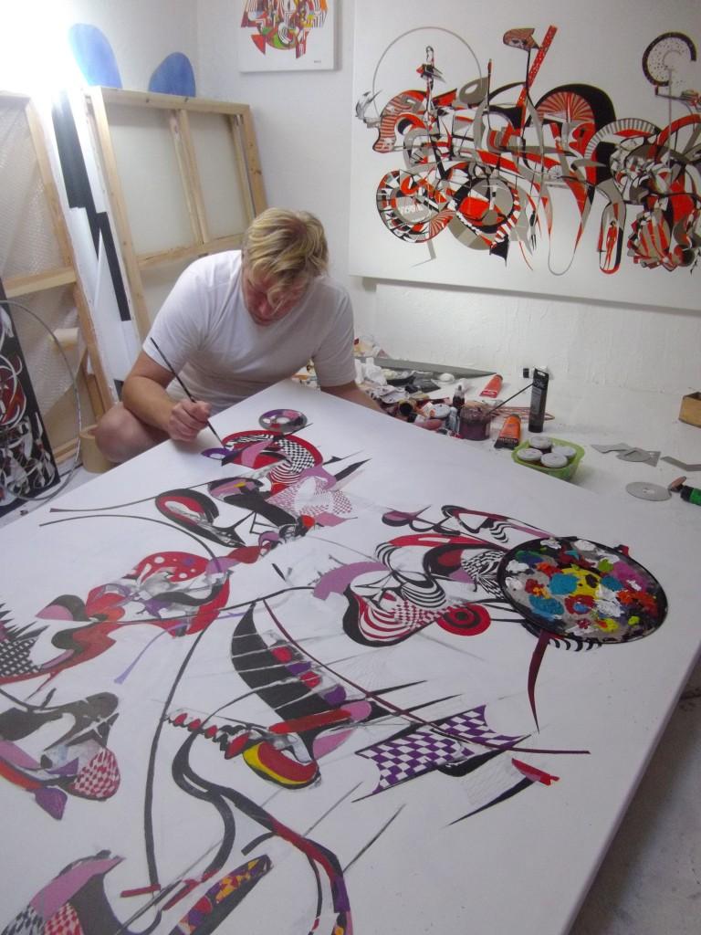 Atelier - christophe Napias