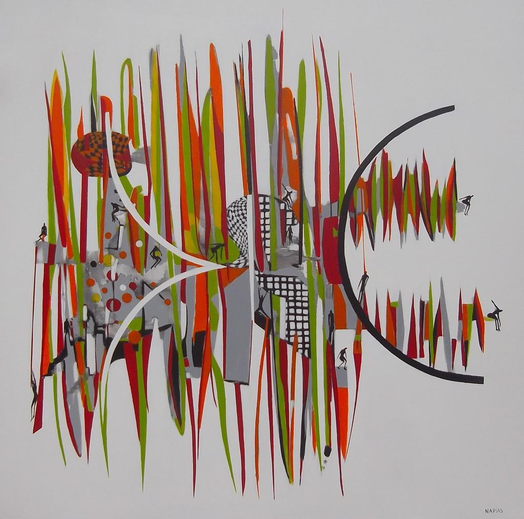 Equilibre - christophe Napias